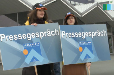 Interalpin TV: Pressegespräch Flughafen innsbruck