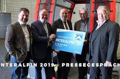 Pressegespraech INTERALPIN 2019